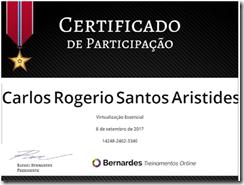 certificado Virtual essencial
